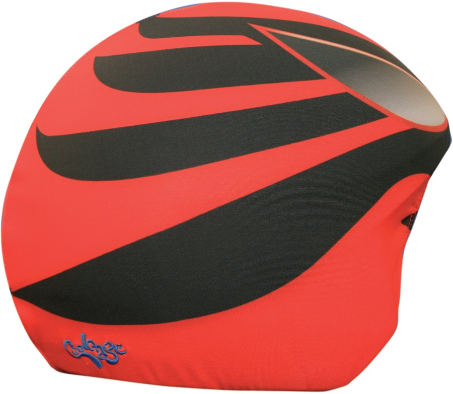 Coolcasc Printed Cool Ski/Snowboard Helmet Cover, Super Hero