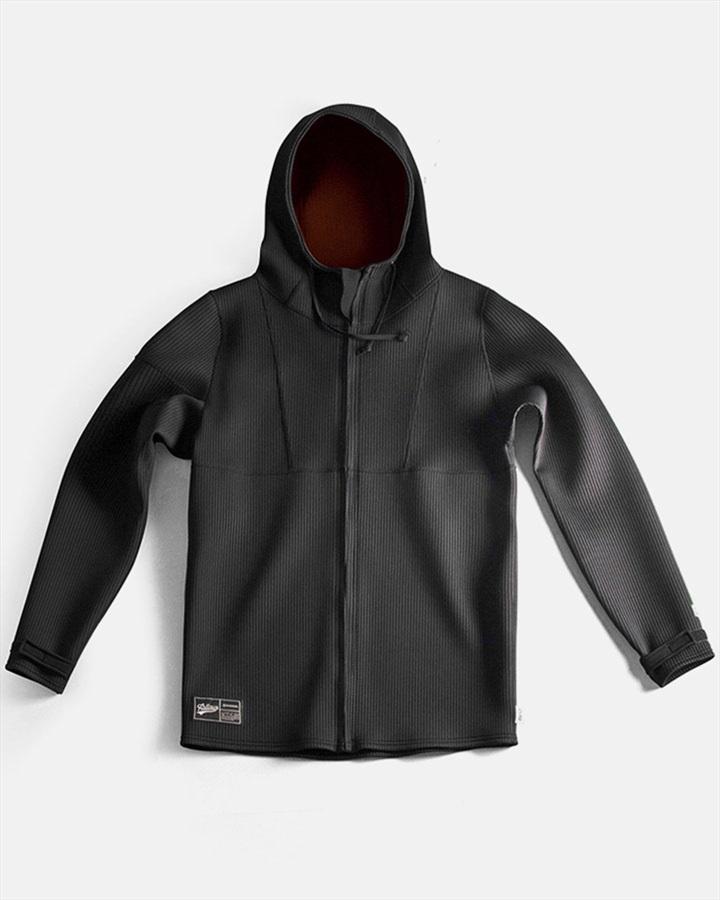 Follow Corduroy Layer 3.12 Neo Hoodie, XL Black