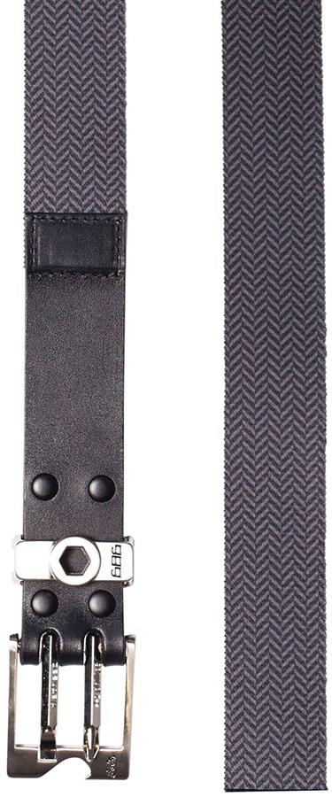 686 Stretch Tool Belt, S Black Herringbone
