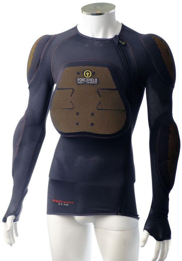 Forcefield Pro Shirt X-V 2 Air Body Armour, S Charcoal