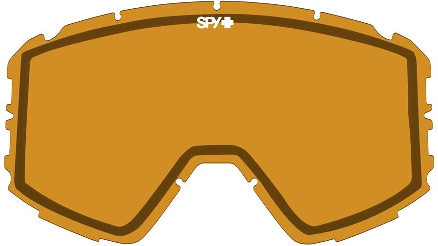 SPY Raider Snowboard/Ski Goggle Spare Lens, One Size, Persimmon