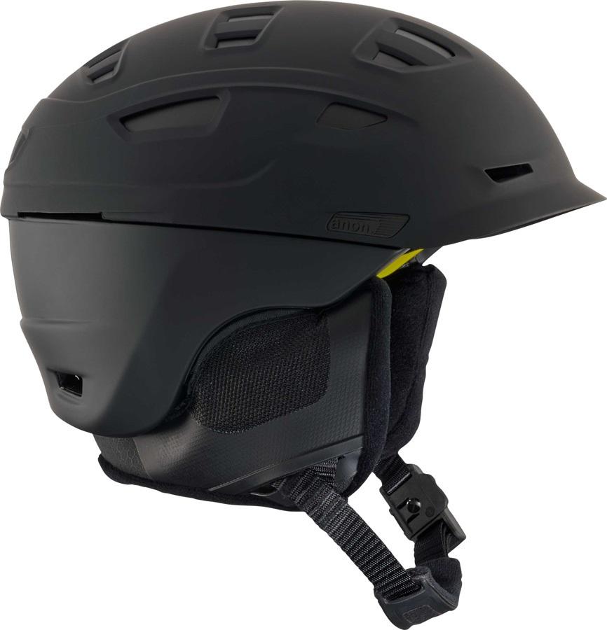 Anon Prime MIPS Ski/Snowboard Helmet, S Black