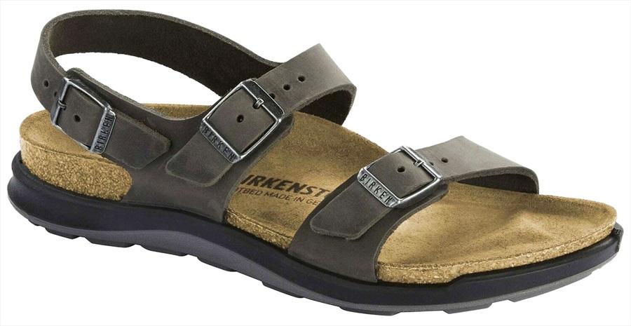 Birkenstock Womens Sonora Ct Oiled Leather Women's Sandal, Uk 4/4.5 Iron