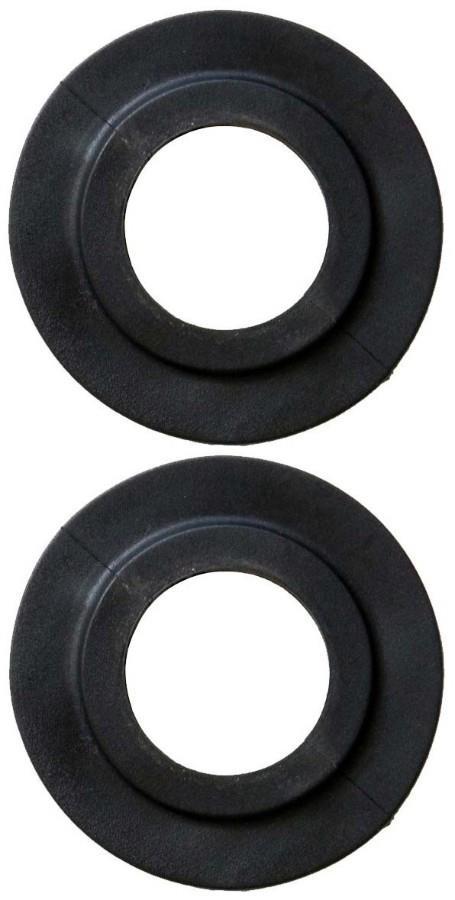 """Gibbon Ratchet Spacers Slackline Accessories 1""""/2.5cm Black"""