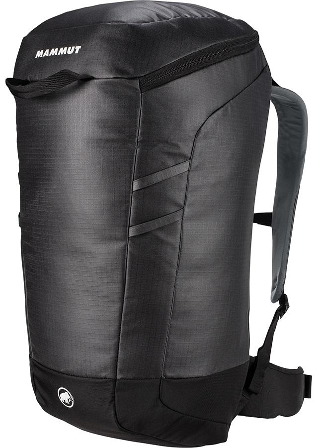 Mammut Adult Unisex Neon Gear Climbing Backpack, 45l Black