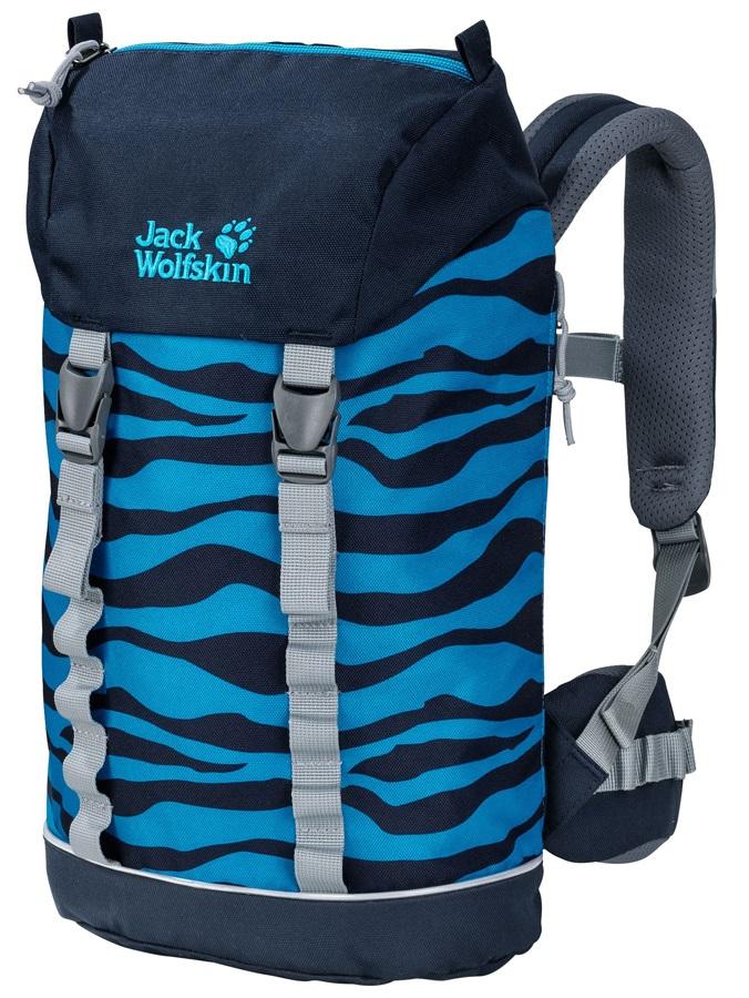 Jack Wolfskin Child Unisex Jungle Gym Pack Backpack, 10L Snake