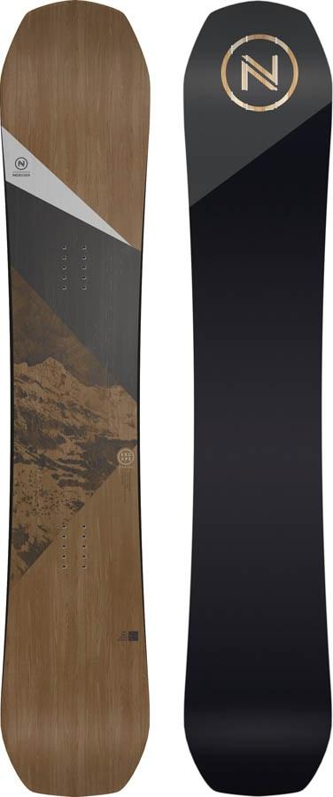 Nidecker Escape Positive Camber Snowboard, 152cm 2020