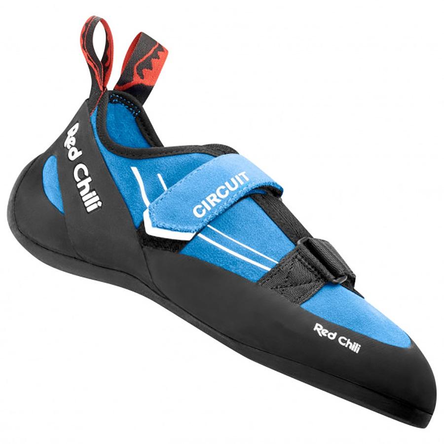 Red Chili Adult Unisex Circuit Vcr Rock Climbing Shoe, Uk 6.5 | Eu 40 Blue/Black