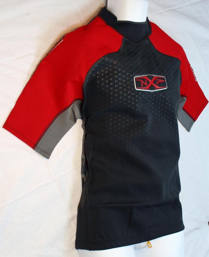 NPX HEATSEEKER 5011 Neoprene Thermal Vest S/S, S Red Black