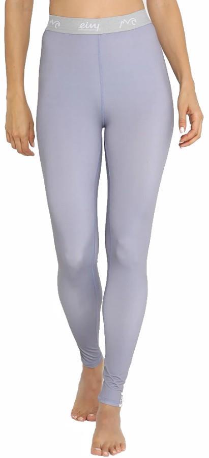 Eivy Icecold Tights Women's Baselayer Leggings, XS Violet Melange