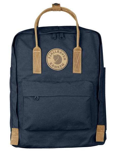 Fjallraven # Kanken No.2 Day Pack/Backpack, 16L Navy