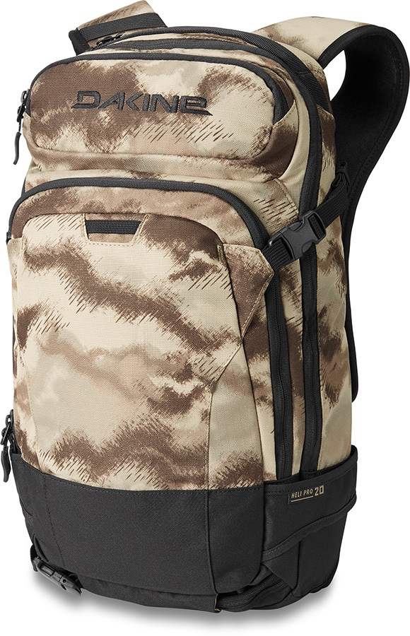 Dakine Heli Pro Snowboard/Ski Backpack, 20L Ashcroft Camo