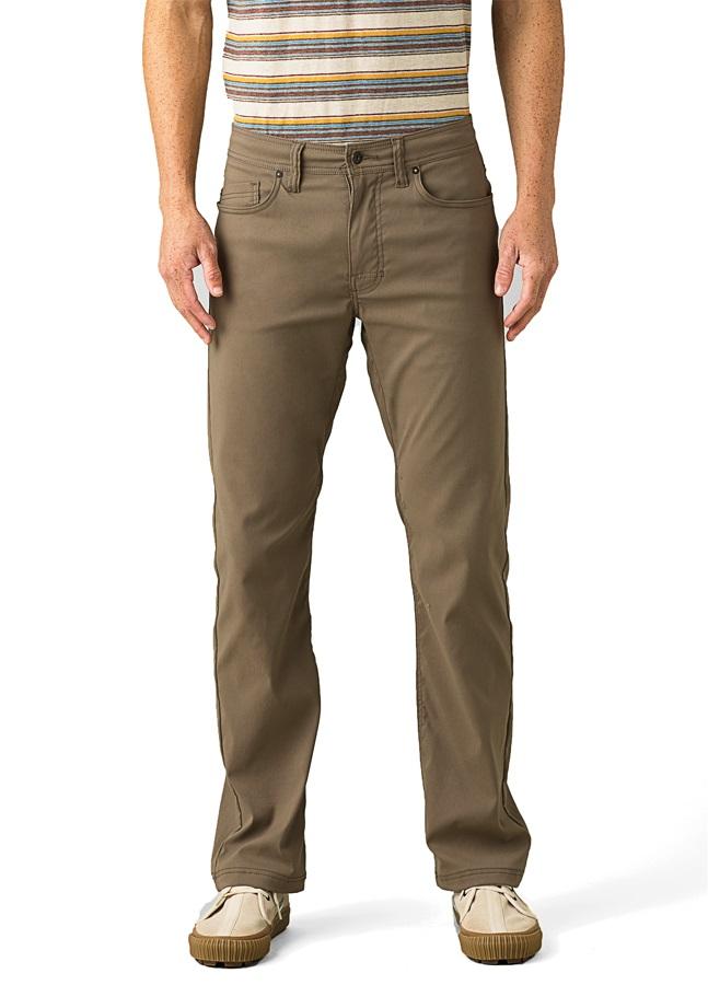 Prana Brion Regular Men's Rock Climbing Trousers, S Mud