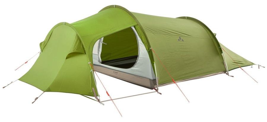 Vaude Arco Xt 3p Camping & Trekking Tent, 3 Man Mossy Green