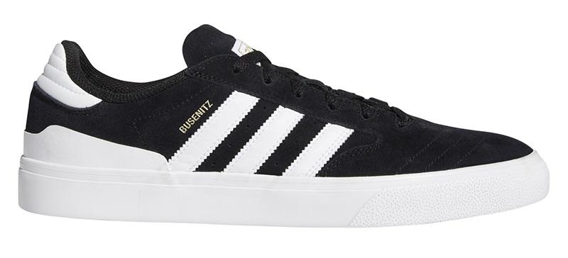 Adidas Busenitz Vulc II Men's Trainers/Skate Shoes, UK 12 Black/White