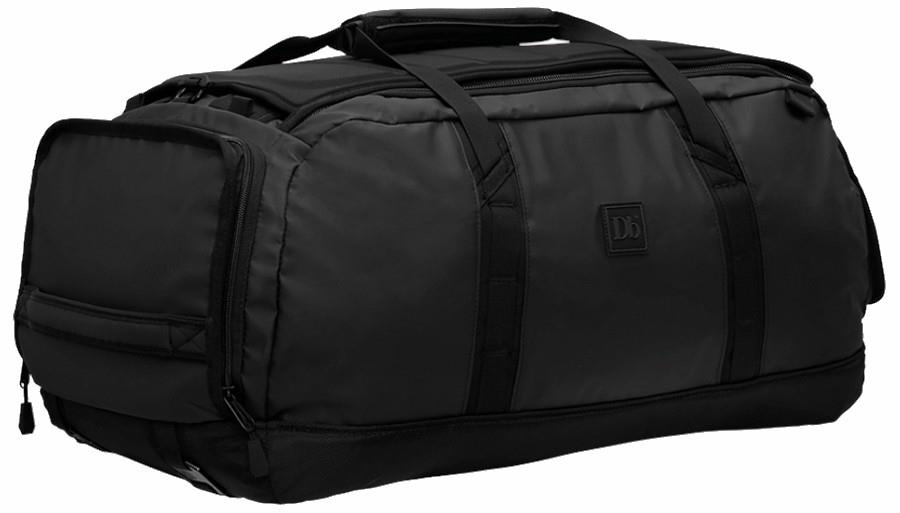 Douchebags The Carryall Backpack Duffel Bag, 65L Black Out