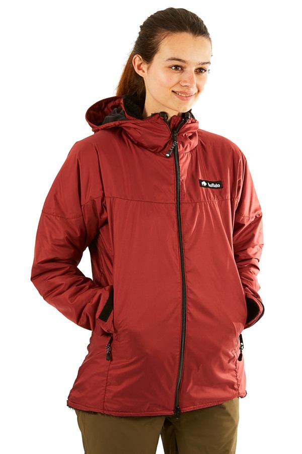 Buffalo Women's Alpine Jacket Technical All Weather Jacket S Russet