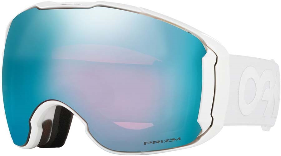 Oakley Airbrake XL Sapphire Snowboard/Ski Goggles, L FP Whiteout