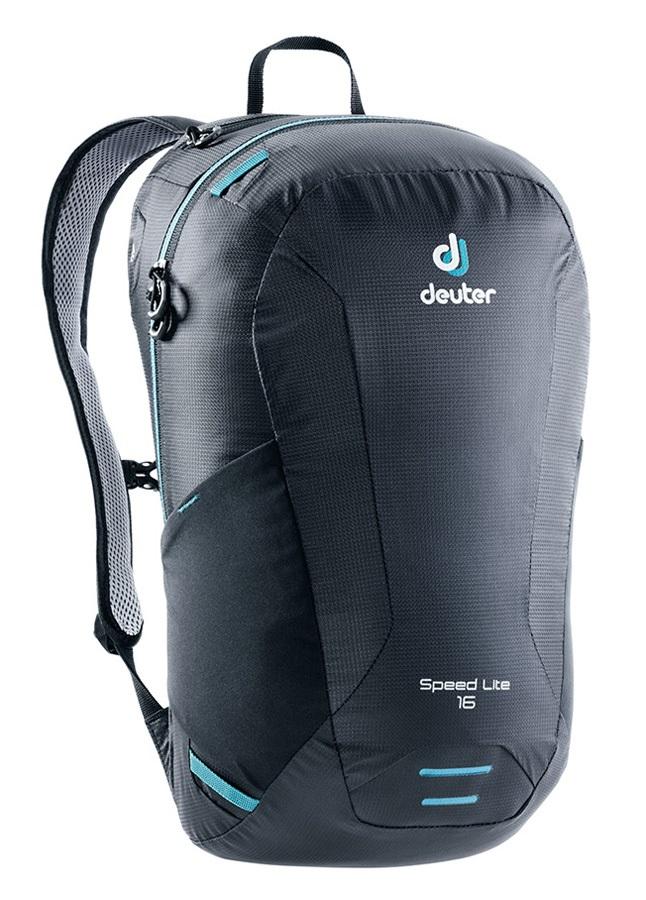 Deuter Speed Lite 16 Daypack Hiking Backpack 16L Black