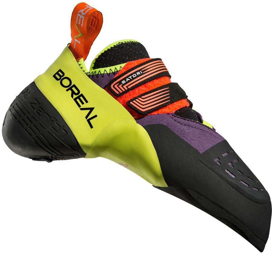Boreal Satori LV Rock Climbing Shoe, UK 5 | EU 38 Green
