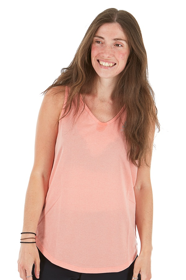 Odlo Millennium Element Tank Women's Vest Top, M Lantana Melange