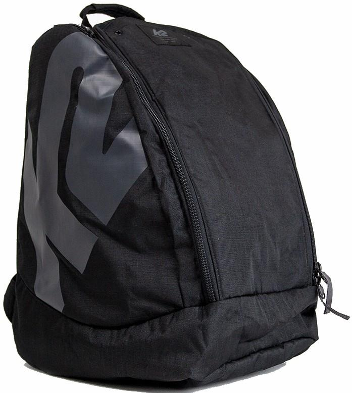 K2 Deluxe Boot/Helmet Bag Ski/Snowboard Bag, 29l Black