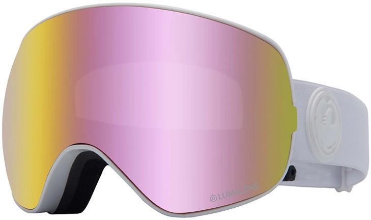 Dragon X2s Snowboard/Ski Goggles M White Out Ex-Dsiplay