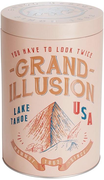 Mammut Pure Collectors Box Grand Illusion Climbing Chalk, 230g Beige