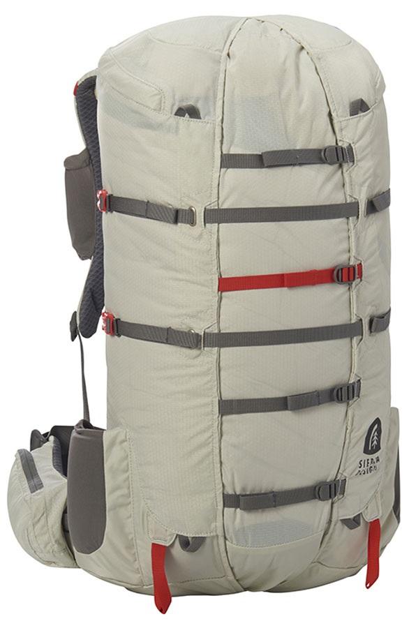 Sierra Designs Flex Capacitor 25-40L S/M Expandable Daypack, S/M Birch
