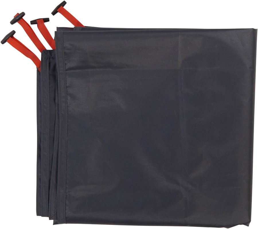 Kelty Late Start Footprint 2-Man Tent Groundsheet, Grey