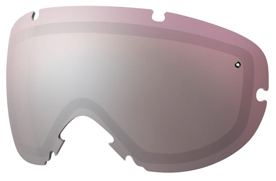 Smith I/OS Snowboard/Ski Goggle Spare Lens, Ignitor Mirror