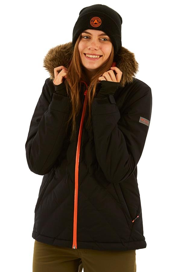 Roxy Breeze Women's Snowboard/Ski Jacket, XS True Black