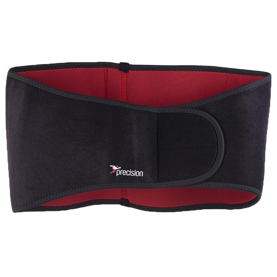 Precision Neoprene Back Support One Size Black