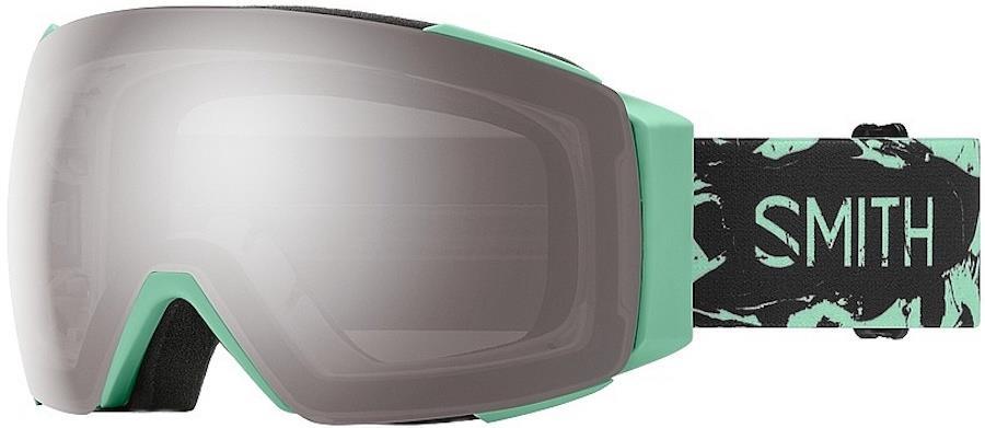 Smith I/O MAG CP Sun Platinum Snowboard/Ski Goggles M Bermuda Marble