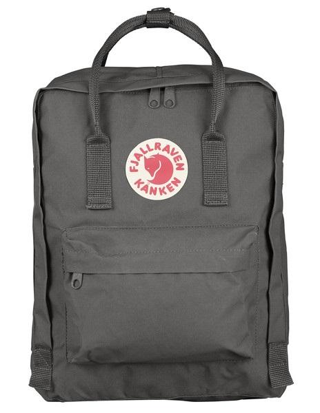 Fjallraven Kanken Day Pack/Backpack, 16L Super Grey