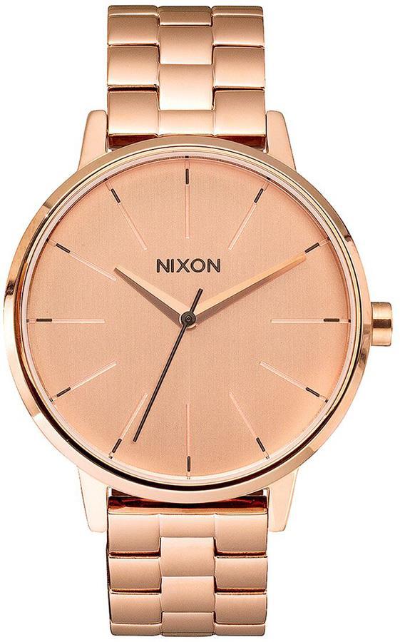 Nixon Kensington Women's Analog Watch All Rose Gold