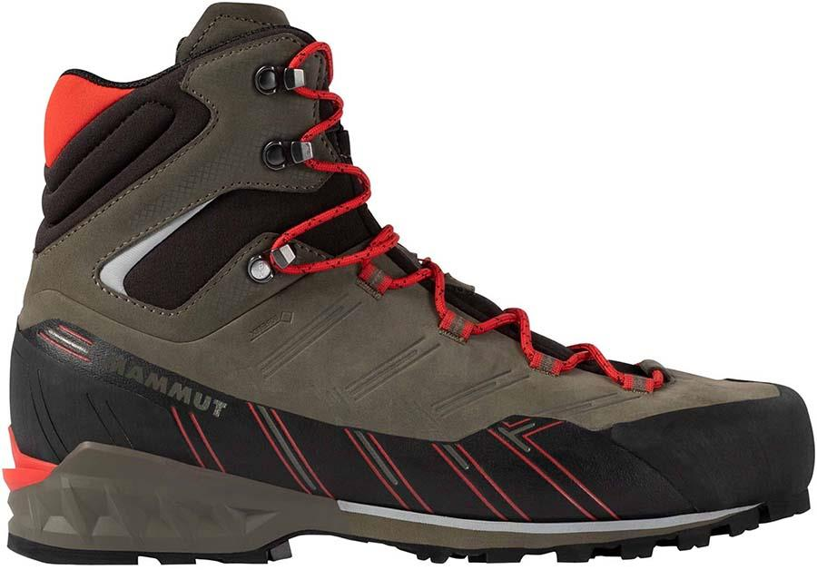 Mammut Adult Unisex Kento Guide High Gtx Hiking Boots, Uk 7 Tin/Spicy