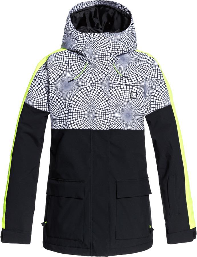 DC Cruiser Women's Ski/Snowboard Insulated Jacket, S Opticool