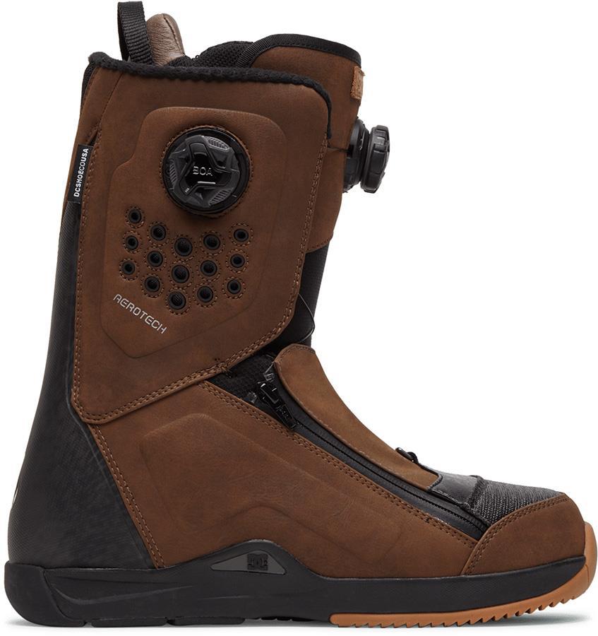 DC Travis Rice Boa Focus Snowboard Boots, UK 10 Brown 2021