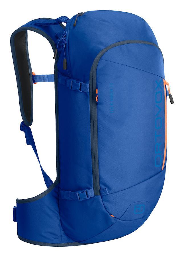 Ortovox Tour Rider 30 Ski/Snowboard Backpack, 30L Just Blue