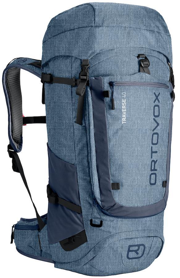 Ortovox Traverse 40 Mountain Backpack/Rucksack 40L Night Blue Blend