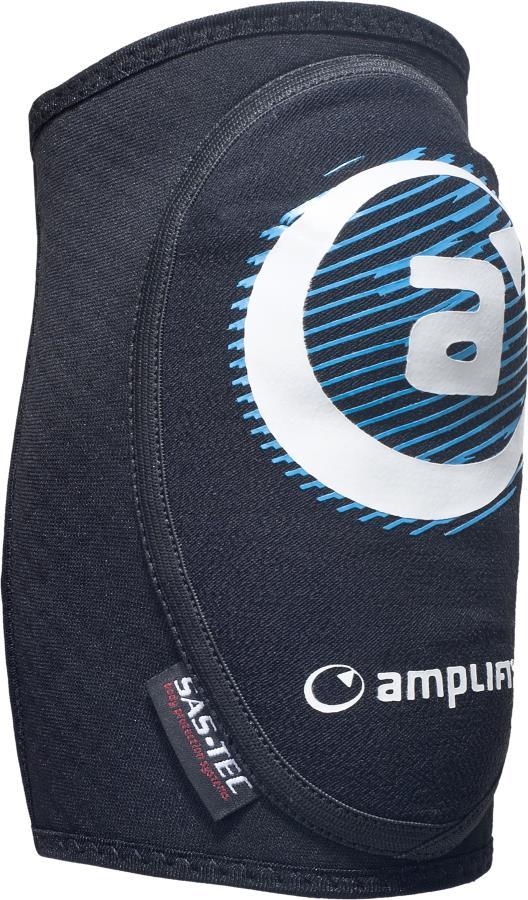 Amplifi Polymer Grom Ski/Snowboard Kid's Elbow Pads, S Black