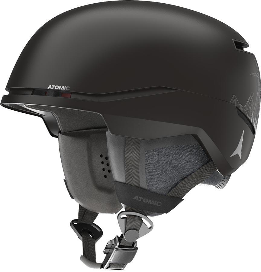 Atomic Four Amid Pro Ski/Snowboard Helmet, L Black CB