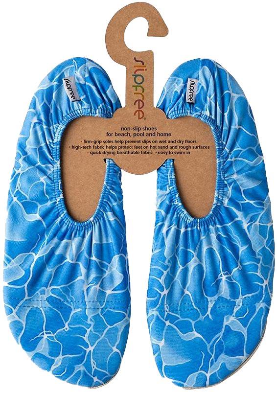 Slipfree Adult Non Slip Water Shoes, UK 6-7 Pacific