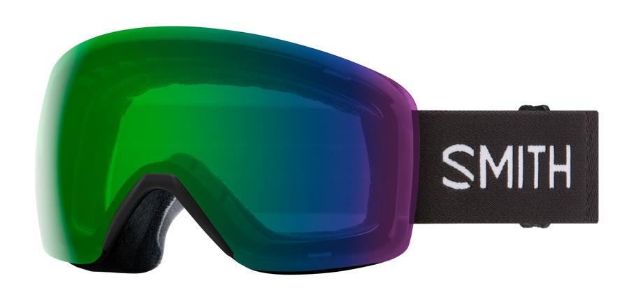 Smith Skyline CP Everyday Green Snowboard/Ski Goggles M Black