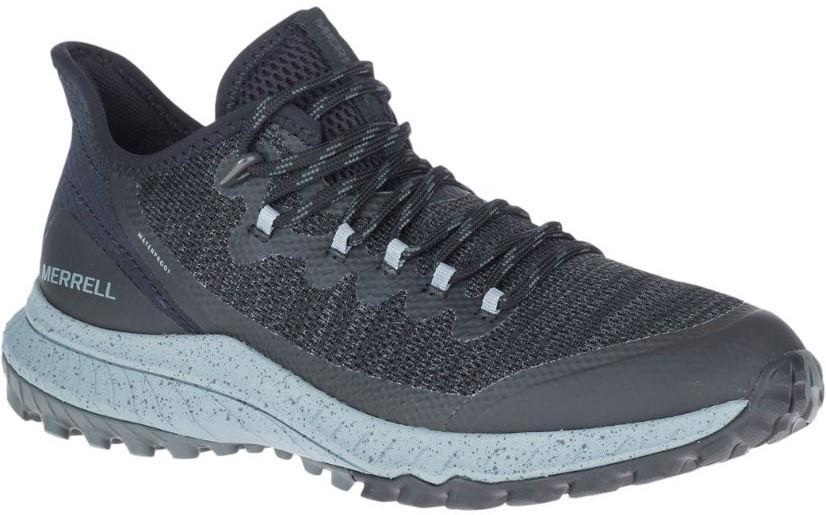 Merrell Bravada WP Women's Walking Shoes, UK 4.5 Black/Grey