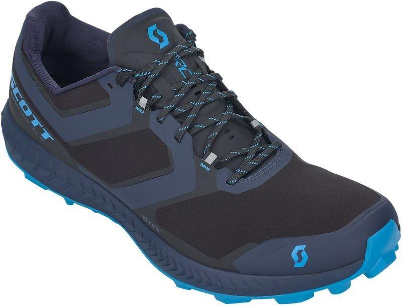Scott Adult Unisex Supertrac Rc 2 Running Shoes, Uk 7   Eu 41 Black/Midnight