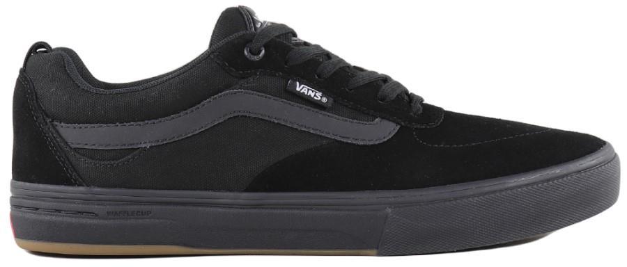 Vans Kyle Walker Pro Skate Trainers/Shoes UK 12 Blackout