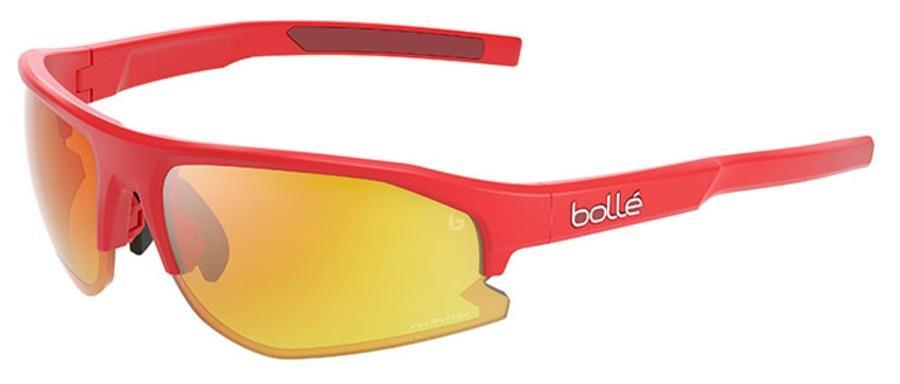 Bolle Bolt 2.0 Sunglasses, S Red Matte