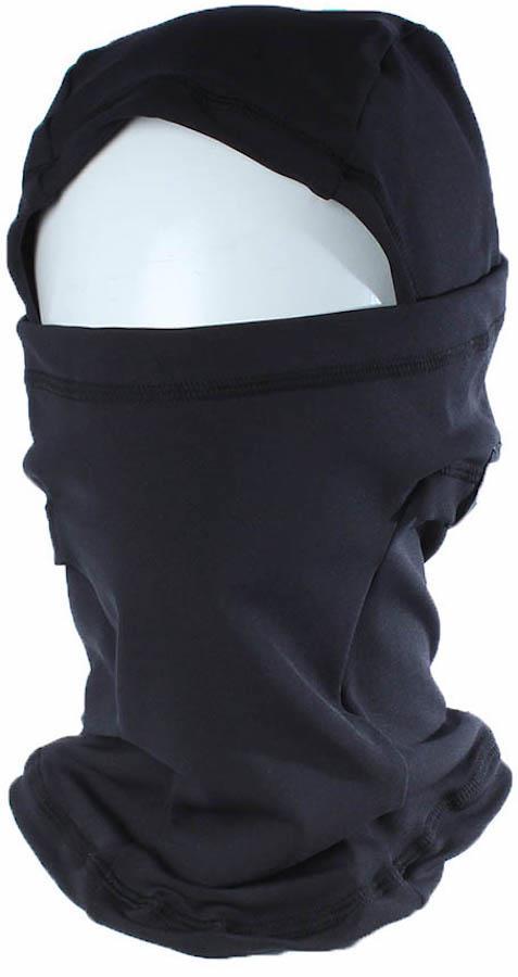 PAG Neckwear Balaclava Fit Ski/Snowboard Head & Neck Warmer, Black